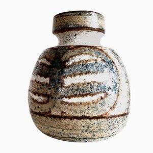 Dänische Vintage Keramik Vase von Noomi Backhausen für Søholm
