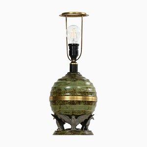 Table Lamp from SVM Handarbete, Sweden