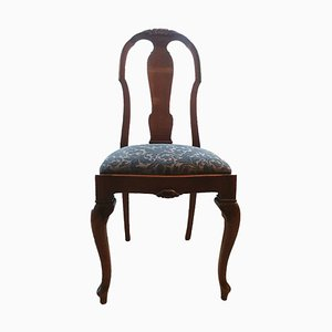 Round Dining Room Table with 4 Chairs, Set of 5