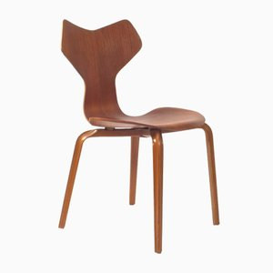 Grand Prix Chair by Fritz Hansen for Arne Jacobsen