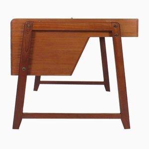 Teak Architectural Desk by Clausen & Maerus for Eden Rotterdam, the Netherlands, 1960s