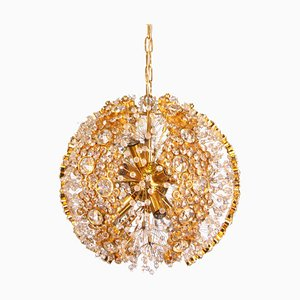 Ball Chandelier Pendant Light from Palwa, 1960s