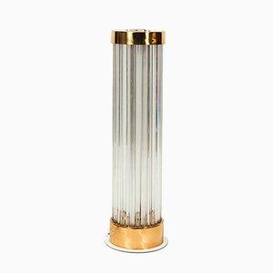 Lámpara de pie vintage de Preciosa, años 70