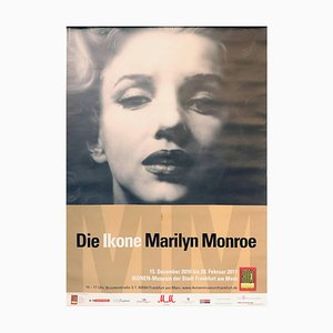 Marilyn Monroe, German Exhibition Poster, 2010-2011