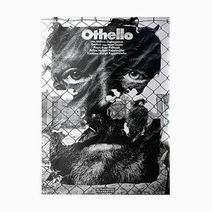 Printing Poster by Gunter Rambow, 1978