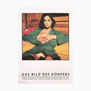 Bettina Rheims, Das Bild des Körpers, Offsetposter, 1993