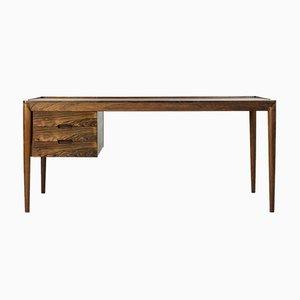 Palisander Schreibtisch von Erik Riisager Hansen