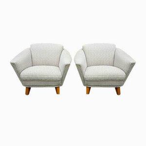 Danish Chairs, 1950s, Set of 2