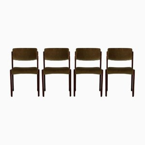 Dining Chairs from Bramin, Set of 4