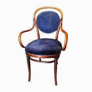 Bentwood Office Chair from Jacob & Josef Kohn Vienna