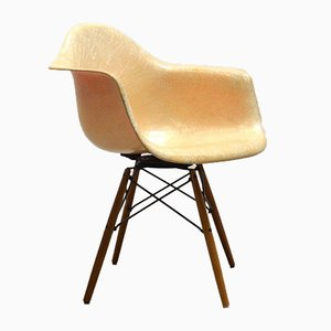 Rope Edge PAW Armchair by Charles Eames for Zenith Plastics, 1940s