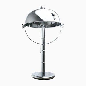 Große Art Deco Lampe