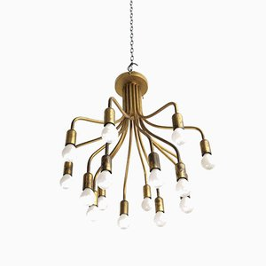 Mid-Century Sputnik Lampe von WKR