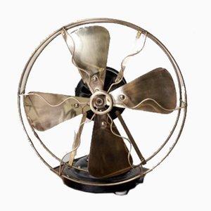 Brass Fan from Isaria Zählerwerke AG