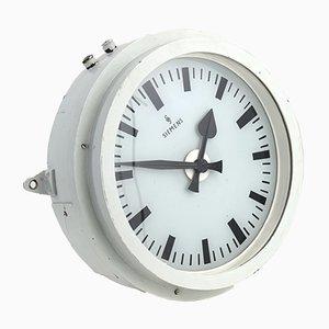 Industrielle Uhr von Siemens Halske