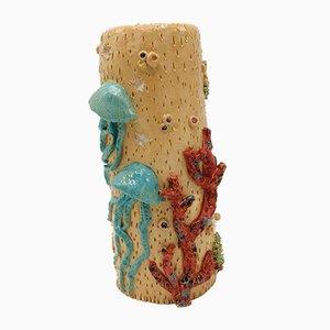 Seaworld Vase von Caroline Pholien, 2019