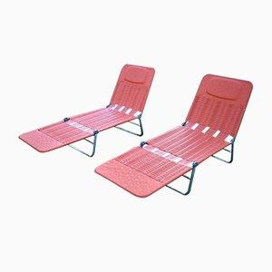 Mid-Century Chaise Lounge from Kurz