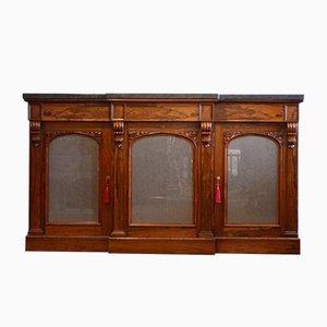 William IV Rosewood Sideboard