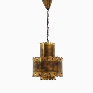 Lampe à Suspension par Svend Aage Holm Sorensen pour Holm Sorensen & Co.