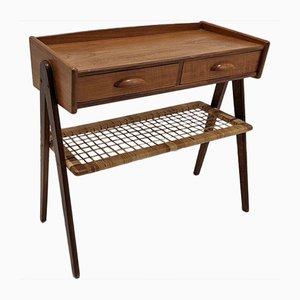 Scandinavian Bedside Table by Soren Rasmussen