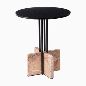 Gravity Side Table in Breccia Pernice by Hanne Willmann for Favius