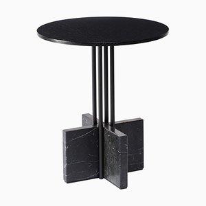 Table d'Appoint Gravity Marquina par Hanne Willmann pour Favius