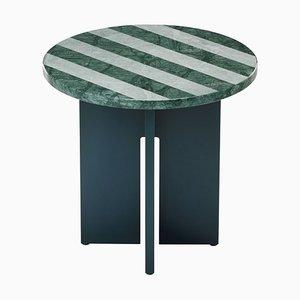 Table Sédiments Guatemala Vert par Studio Besau-Marguerre pour Favius