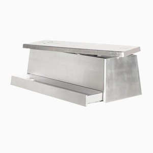 Silver Toy Box from Covet Paris