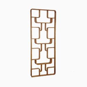 Sprossenwandregal aus Holz von Ludvik Volak für Drevopodnik Holesov, 1960er