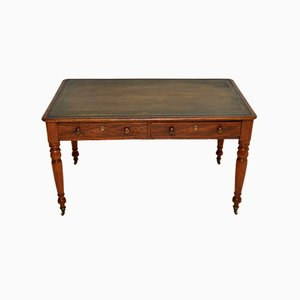 Large Antique Writing Table / Desk