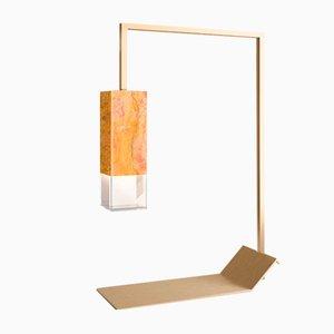 Lampe Two Jaune par Formaminima