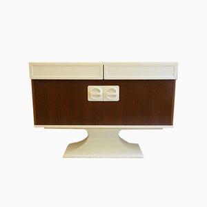 Walnut Sideboard from Luigi Sormani, 1960s