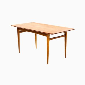 Kleiner Teakholz Tisch