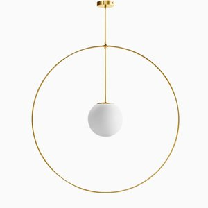Helios Small Ceiling Lamp by Nicolas Brevers for Gobolights