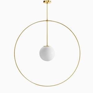 Helios Medium Ceiling Lamp by Nicolas Brevers for Gobolights