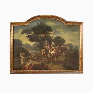 18th Century Rural Scene