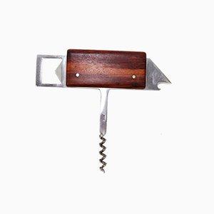 Corkscrew / Bottle Opener by Carl Auböck for Anvil, 1960s