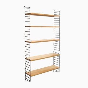 Vintage Shelves by Kajsa & Nils Nisse Strinning for String, 1960s