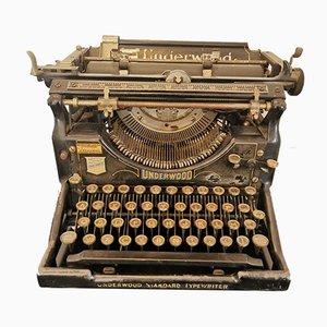 Vintage Schreibmaschine von Underwood, 1920