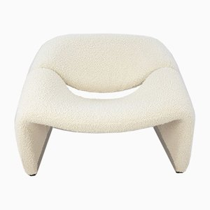 Mid-Century F598 Groovy Chair by Pierre Paulin for Artifort, 1980s