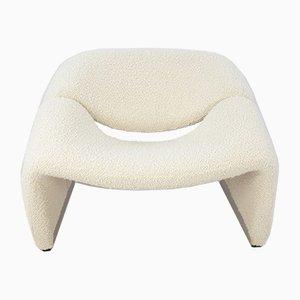 Mid-Century F598 Groovy Stuhl von Pierre Paulin für Artifort, 1980er