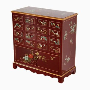 Vintage Asian Chest of Drawers