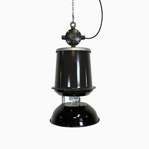 Industrial Factory Pendant Lamp from Elektrosvit, 1960s