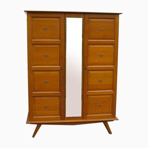 Vintage Wardrobe in the Style of André Arbus, 1960s