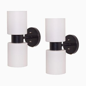 Wall Lamps by J. W. Boxman for Raak, 1960s, Set of 2