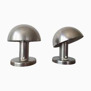 Bauhaus Table Lamps by Franta Anyz, 1930s, Set of 2