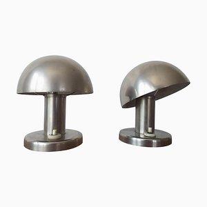 Bauhaus Tischlampen von Franta Anyz, 1930er, 2er Set