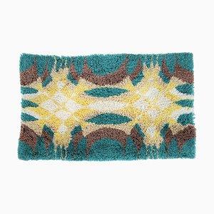 Small Mid-Century Carpet in the Style of Ege Rya, Denmark, 1970s
