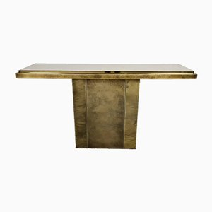 Console Table from Belgochrom, 1970s