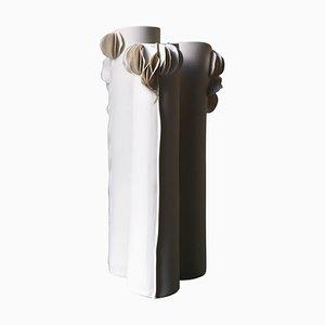 Rushes Vasen von Biancodichina, 3er Set